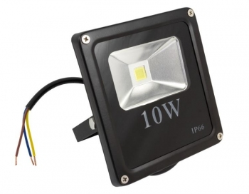 Lampa halogenowa LED 10W IP66