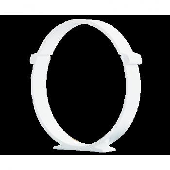 Uchwyt mocujący okrągły D/UMO Ø100 007-0237 Dospel