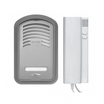 Zestaw domofonowy Z1TK6 podstawowy z zasilaczem ELFON