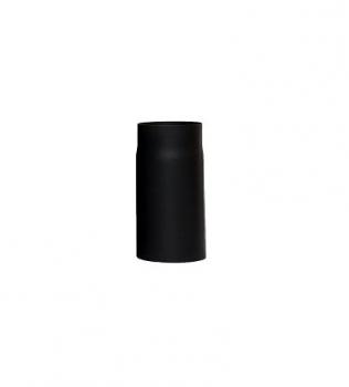 Rura kominkowa prosta Ø130, 250 mm