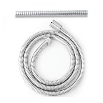 Wąż prysznicowy rozciągany INOX 150-195cm DURO