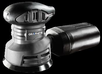Szlifierka mimośrodowa 240W GRAPHITE 59G343