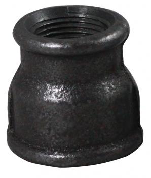 Mufa żeliwna czarna redukcja 1
