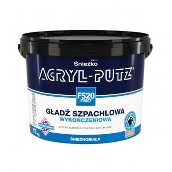Gładź szpachlowa ACRYL-PUTZFS20 FINISZ