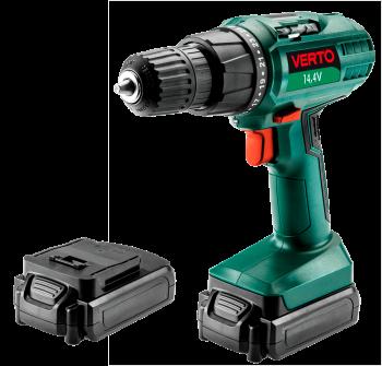 Wiertarko-wkrętarka akumulatorowa 14.4 V VERTO 50G5275
