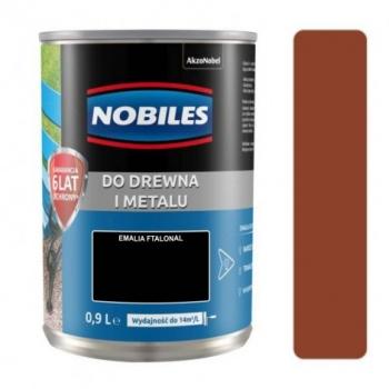 Farba Nobiles Ftalonal brąz czekoladowy 0,9L
