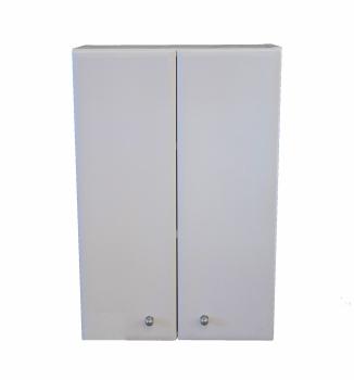 Szafka łazienkowa wisząca 50cm biała TOMEX