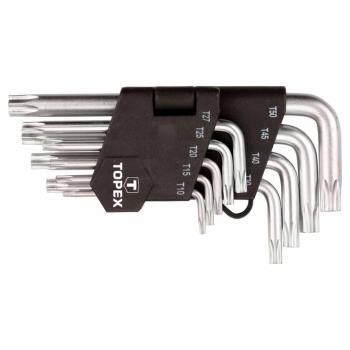 Zestaw kluczy Torx Topex 35D960
