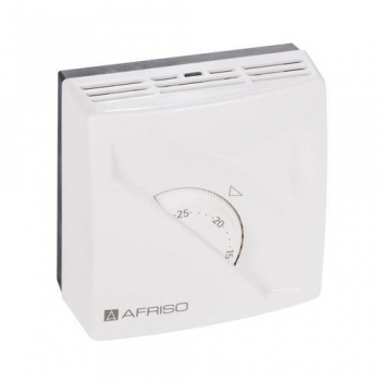 Termostat pokojowy TA3 10÷30°C AFRISO bez diody ostrzegawczej