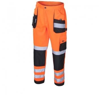 Spodnie robocze do pasa FLASH rozm.58