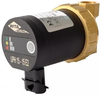 HEL-WITA Pompa cyrkulacyjna UPH ELEKTRONIK  UPH 15 E2