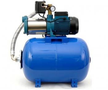 Zestaw hydroforowy MH 1300 Inox + zbiornik 50L IBO