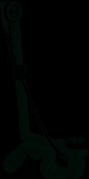 Syfon wannowy płaski MULTIPLEX 6163.1 Viega
