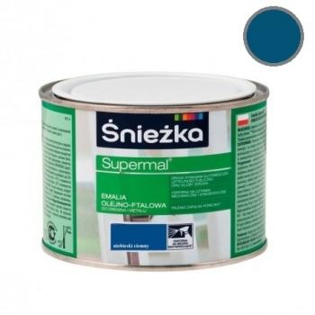 Emalia Olejno-Ftalowa SUPERMAL niebieska 0,2L ŚNIEŻKA