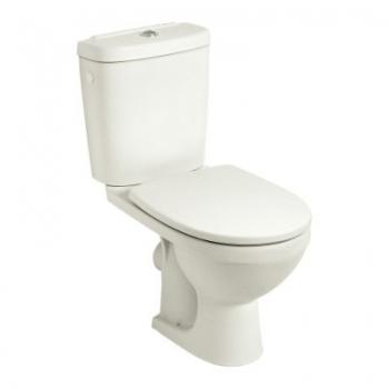 Kompakt WC PRIMO 3/6L poziomy K89004 Koło bez deski