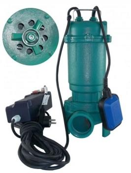 Pompa zatapialna 550 W z rozdrabniaczem CTR 550 IBO