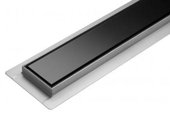 Odwodnienie BLACK GLASS 60cm Toya Fala