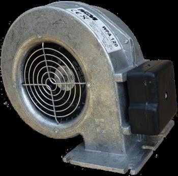 Wentylator WPA 120K dmuchawa kotła pieca z klapą