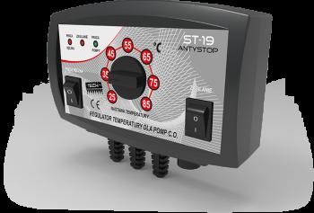 Regulator pompy ST-19 antystop Tech