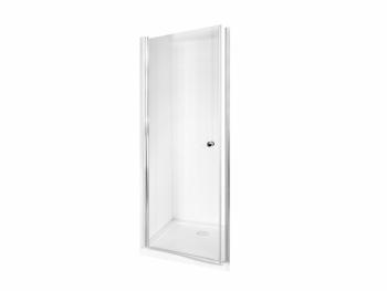 Drzwi prysznicowe 90x195cm wahadłowe SINCO Besco