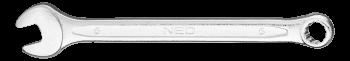 Klucz płasko-oczkowy 19 mm NEO 09-719
