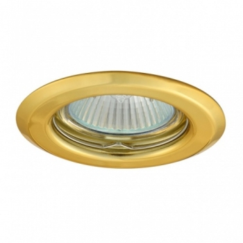 Oprawa halogenowa stała ARGUS złoto CT-2114-G KANLUX