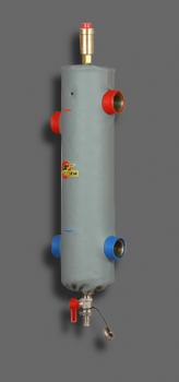 Sprzęgło hydrauliczne SHE 40-OC Elterm