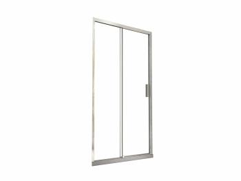 Drzwi prysznicowe 120x195cm suwane ACTIS Besco