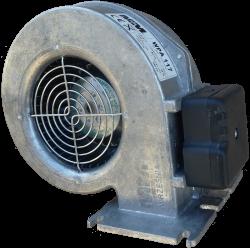 Wentylator WPA 117K dmuchawa kotła pieca z klapą