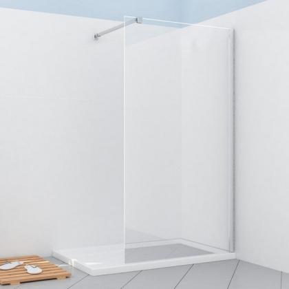 Ścianka prysznicowa WALK IN 90x190cm INVENA powłoka EC