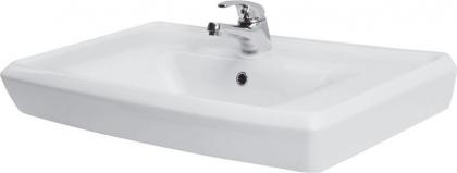 Zestaw szafka i słupek IMATRA z umywalką ROMA 80 cm Cersanit