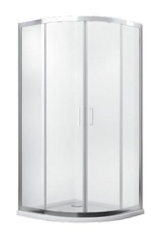 Kabina prysznicowa półokrągła MODERN Besco