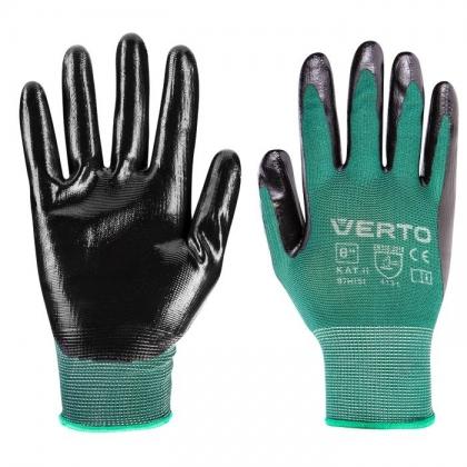 Rękawice robocze rozmiar 8