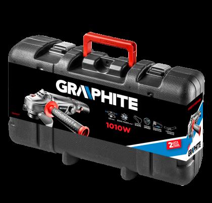 Szlifierka kątowa GRAPHITE - opakowanie