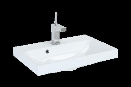 Umywalka wisząca meblowa KWADRO 60 ELITA