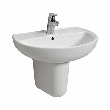 Umywalka koło