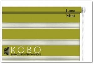 Roleta 'Dzień-Noc' 73x150cm Mini Luna KOBO