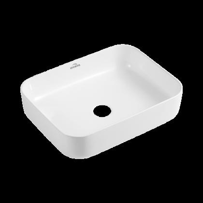 Umywalka nablatowa prostokątna ATE Invena 51x40 cm