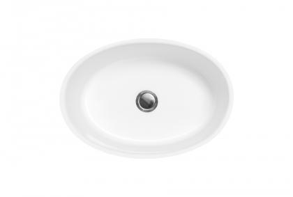 Umywalka nablatowa IZYDA Invena 60x44 cm