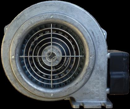 Wentylator WPA 06K dmuchawa kotła pieca z klapą