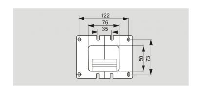 Wentylator WPA 05 dmuchawa kotła pieca z klapą